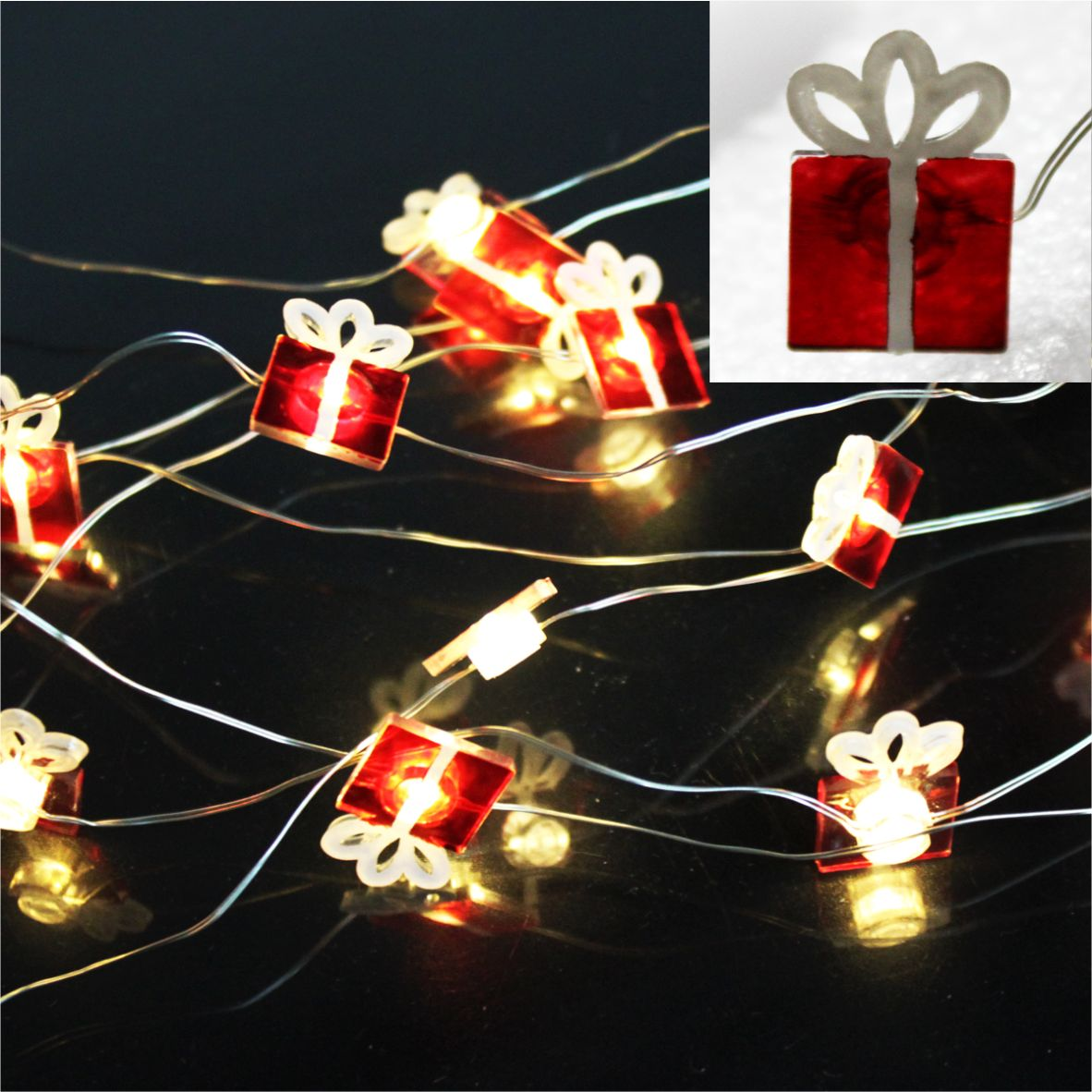 LED String Light gift pack ornament